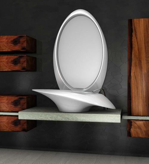 washbasin callas advancedesign 2 Unique Washbasins by Advance Design   Callas
