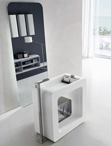washbasin vanity combo toscoquattro 1 Washbasin Vanity Combo by Toscoquattro