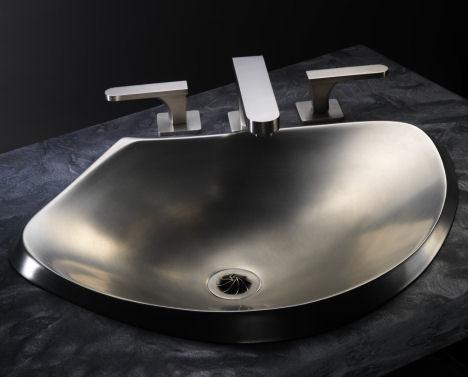 wawirka retro drop in sink Wawirka drop in sink   the new Retro sink