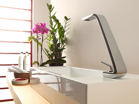 webert wash basin mixers wolo 2 Wash Basin Mixers   new lever faucet Wolo series by Webert