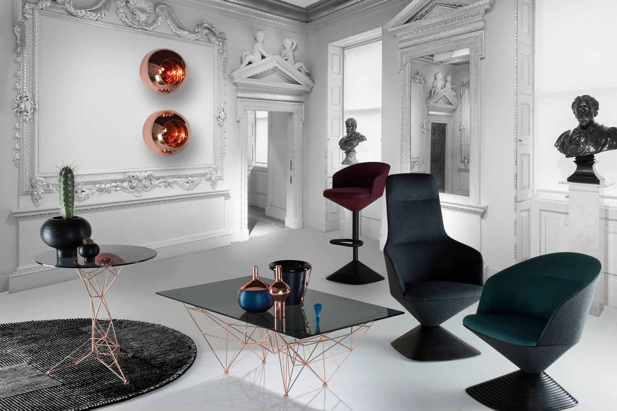 welcome to the club tom dixon style. Black Bedroom Furniture Sets. Home Design Ideas