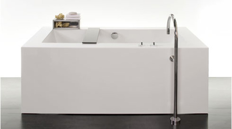 Good Wet Style Cube Bathtub BC10 Rectangular Tub Design From Wet Style The Cube  Freestanding Tub