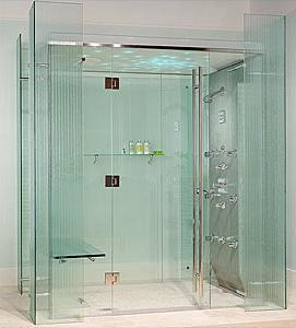 wetspa rejuvenate steam shower WetSpa Simplify and Rejuvenate Showers   complete spa solutions