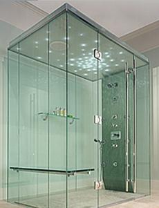 wetspa steam shower by sculptured homes WetSpa Simplify and Rejuvenate Showers   complete spa solutions