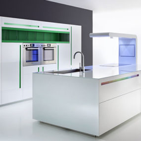 White Kitchen of All Colors – Suprema modern kitchens by Moka