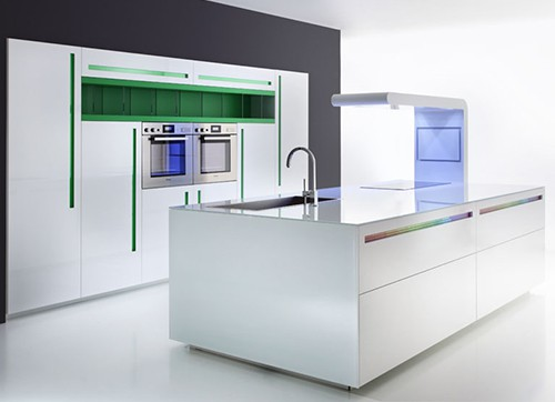 white kitchen of all colors suprema modern moka 1 White Kitchen of All Colors   Suprema modern kitchens by Moka