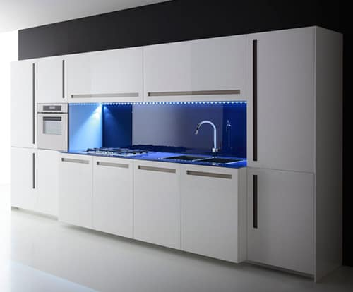 white kitchen of all colors suprema modern moka 8