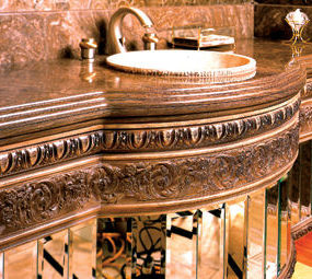 Architectural mouldings from White River Hardwoods-Woodworks, Inc.