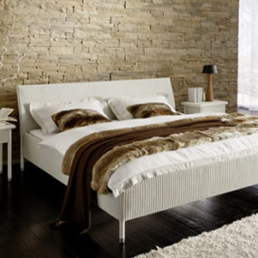 Wicker Bedroom Suite by Accente – new wicker furniture trend