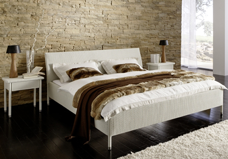 wicker bedroom fly accente Wicker Bedroom Suite by Accente – new wicker furniture trend