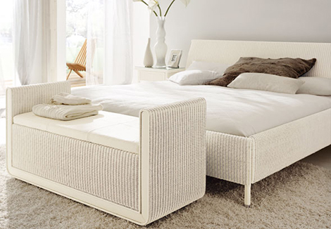 wicker bedroom1 fly accente Wicker Bedroom Suite by Accente – new wicker furniture trend