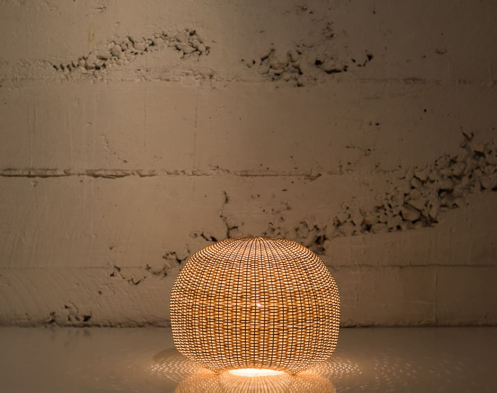View In Gallery Wicker Lamps From Made In Mimbre 6