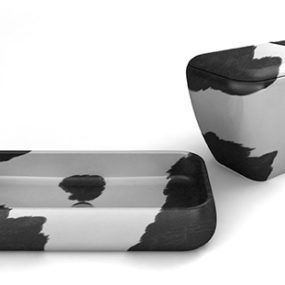 Wild Bathroom Sinks by Ceramica Cielo – Jungle