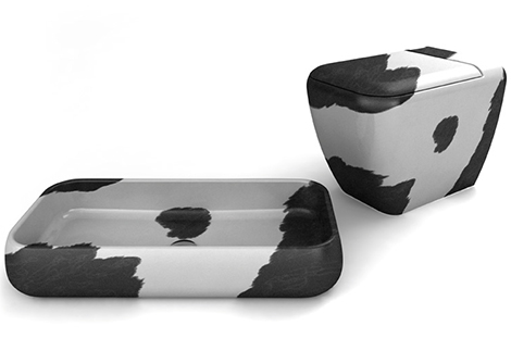 wild bathroom sinks ceramica cielo jungle 1
