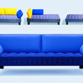 Materassi Customizable Sofa from Wittmann – innovative plug-in furniture