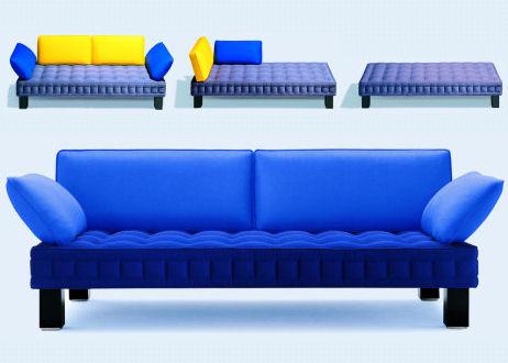 wittmann materassi sofa Materassi Customizable Sofa from Wittmann   innovative plug in furniture