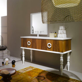 Wonderful Wooden Vanities by Ypsilon