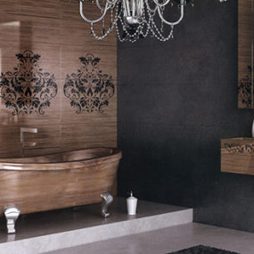Wood Bathroom Design Ideas by Flora – new 'Fusion Style' bathroom line