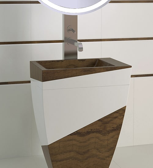 wood bathroom design ideas flora fusion 4