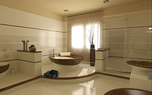 Charming Wood Bathroom Design Ideas Flora Fusion 6