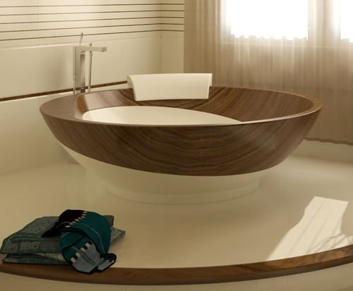 Wood Bathroom Design Ideas By Flora New 39 Fusion Style 39 Bathroom Line