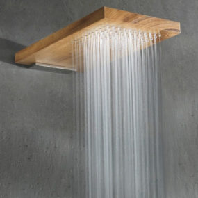 Wood Shower Head by Rare – Terra Marique