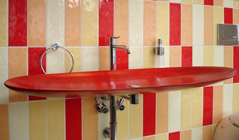 wood sink flowood classic line