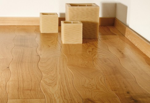 wooden floor design by nolte parket oak elegance - Wood Floor Design Ideas