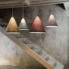 Wool Lighting Trame by in-es artdesign