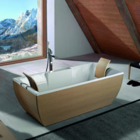 WS Bath Collections Kali'-Art Bathtub – the Luxury Bathtubs