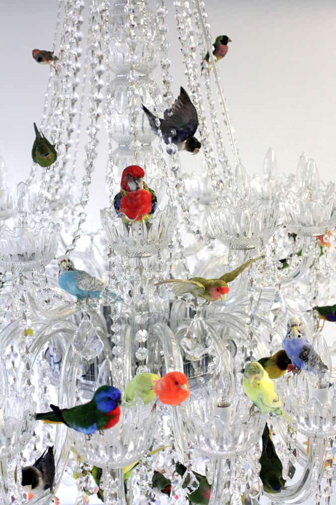 Xl bird chandelier by sebastian errazuriz view in gallery xl bird chandelier by sebastian errazuriz 3g aloadofball Gallery
