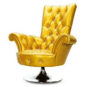 Yellow Furniture by Bretz