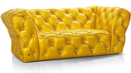 yellow furniture bretz 3 Yellow Furniture by Bretz