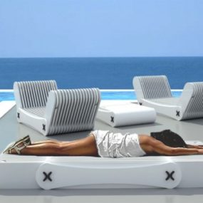 Folding Outdoor Furniture by Yoanndesign – Codex