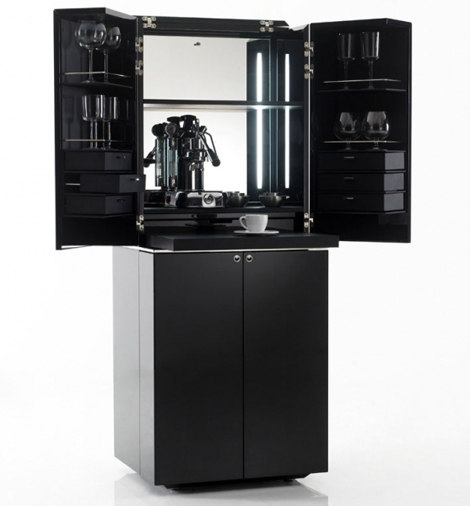 Modern Dressing Cabinet From Yomei Magic Cube Can Become