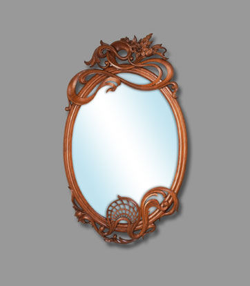 zakurdayev framed mirrors Elegant Carved Mirror Frames from Zakurdayev