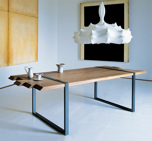 Cool Dining Table By Zanotta U2013 Raw Part 14
