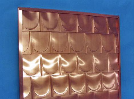 zappone copper scallop shingles Copper Shingles from Zappone   the Earth Friendly Copper