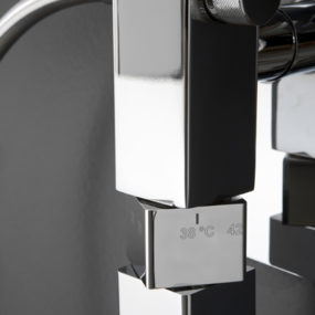 Modern Shower Columns for Contemporary Bathroom by Zazzeri – new for 2010