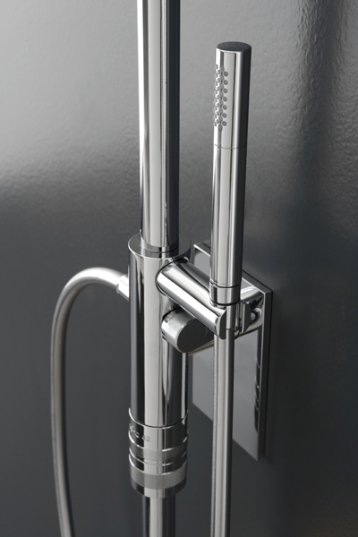 Charmant Zazzeri Shower Column Round Modern Shower Columns For Contemporary Bathroom  By Zazzeri New For 2010