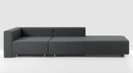 zeitraum side comfort home sofa Modular Sofa by Zeitraum   new Side Comfort Home contemporary sofa