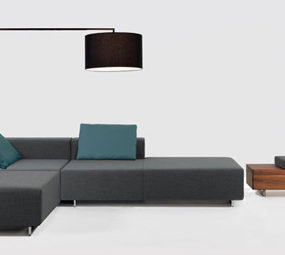 Modular Sofa by Zeitraum – new Side Comfort Home contemporary sofa