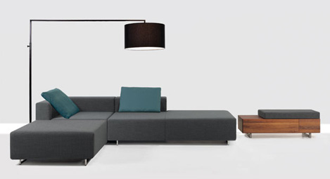 View In Gallery Zeitraum Side Comfort Home Sofa1 Modular Sofa By Zeitraum  New Side Comfort Home Contemporary Sofa