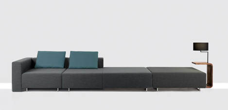 View In Gallery Zeitraum Side Comfort Home Sofa2