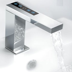Zen Quiet Faucet for the Bathroom