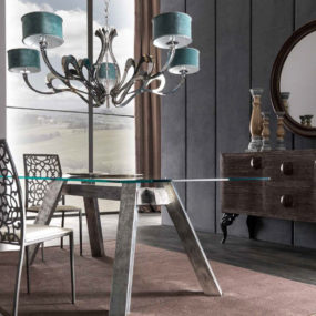 Zoe Gold Furniture Collection by CorteZari