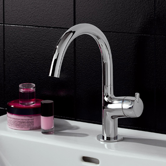 zucchetti bathroom faucet sb Bathroom Faucets from Zucchetti   new FR, SB and Wosh faucets