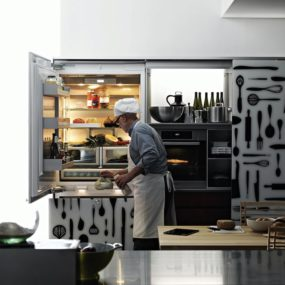 Artfully Innovative Modern Kitchen Appliances From Valcucine – Artematica Inox