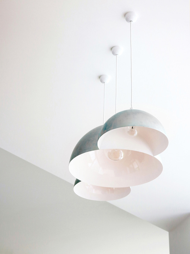 cloud triple pendant lamp by clark bardsley 1 thumb 630x840 26549 Cloud Triple Pendant Lamp by Clark Bardsley