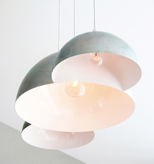 cloud triple pendant lamp by clark bardsley 3 thumb 630x669 26551 Cloud Triple Pendant Lamp by Clark Bardsley